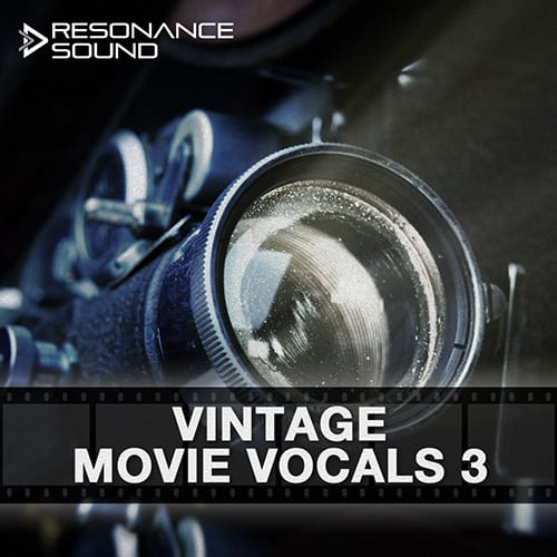 Vintage Movie Vocals 3