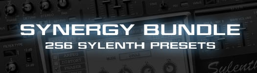 Synergy Bundle for Sylenth1