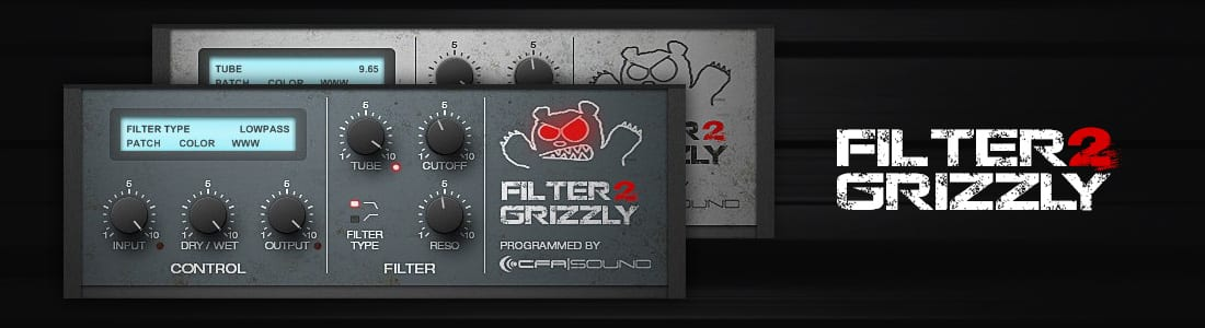 FilterGrizzly2 - Filter VST