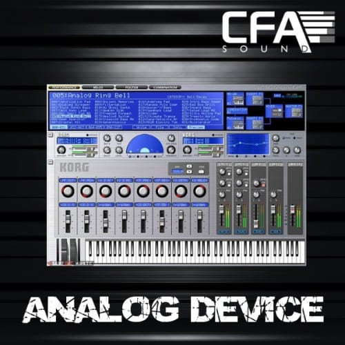 Analog Device - Korg Legacy Cell