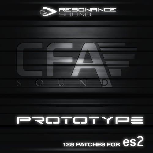 Prototype - Logic Pro ES2