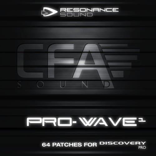 Pro-Wave 1 - Discovery Pro