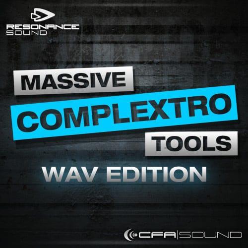 Massive Complextro Tools WAV Edition