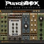 D16 PunchBox – Bass Drum Synthesizer