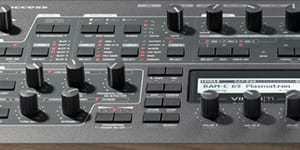 Virus TI Desktop Synthesizer