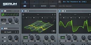 Xfer Serum Wavetable synthesizer