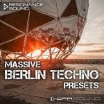Massive Berlin Techno Presets