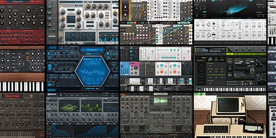 Synth Guide 2019 - Choice the right Synthesizer for your