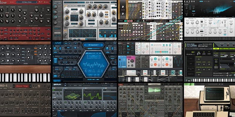 vst synthesizer guide selection