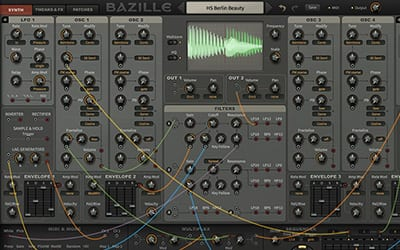 modular phase distortion synthesizer by uhe
