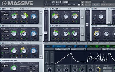 native instruments workhorse synthesizer massive