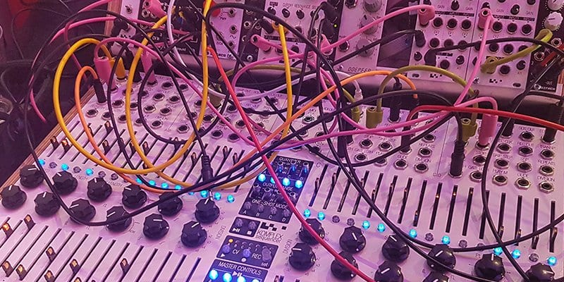 koma eletronik superbooth 2019 eurorack modular gear synthesizer effects