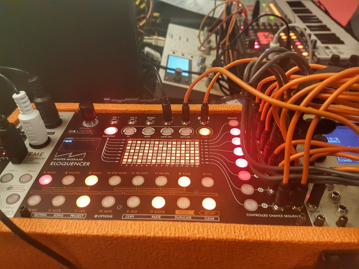 eloquencer superbooth 2019 eurorack modular gear synthesizer effects