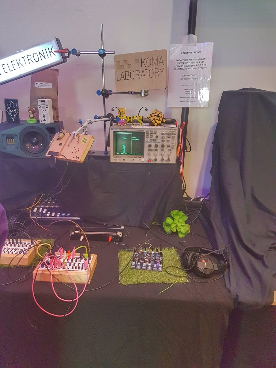 superbooth 2019 eurorack modular gear synthesizer effects