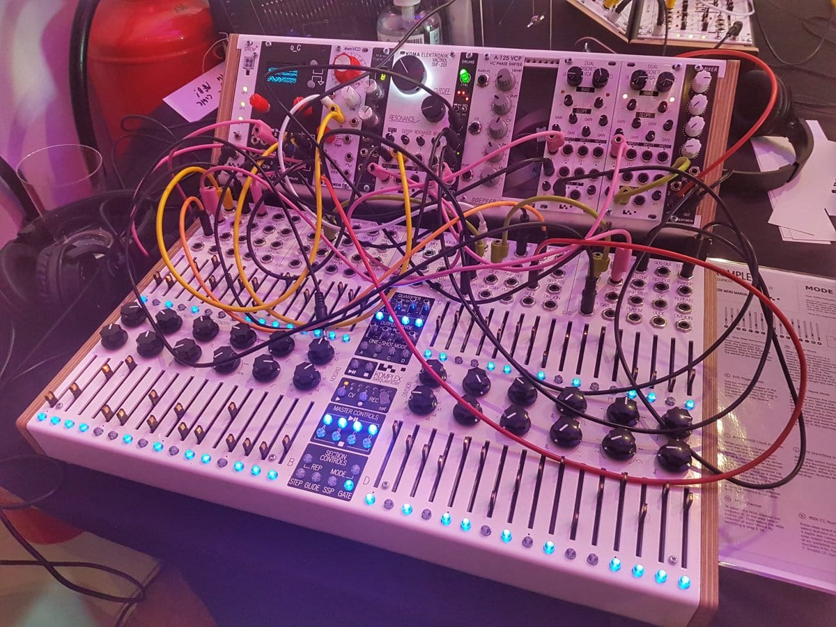 koma eletronik electronic superbooth 2019 eurorack modular gear synthesizer effects