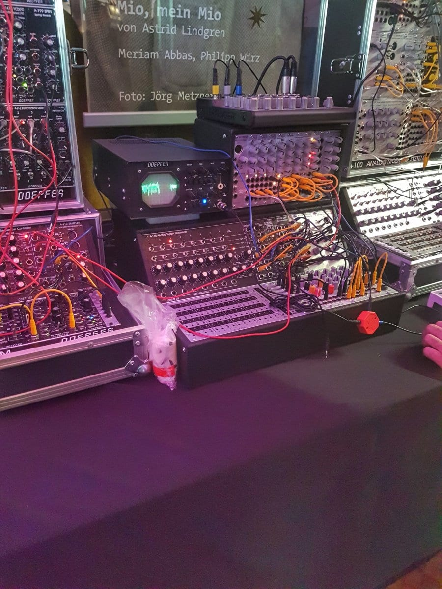 doepfer superbooth 2019 eurorack modular gear synthesizer effects