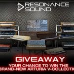 Win Arturia V-Collection – Resonance Sound Giveaway 2017