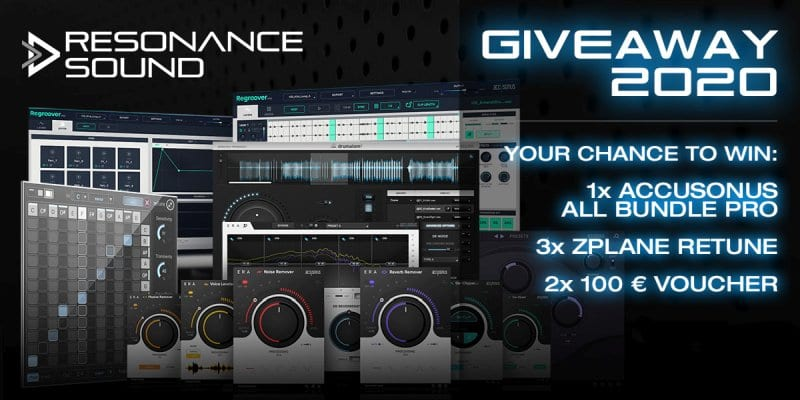 Win Accusonus Plugin Bundle and more