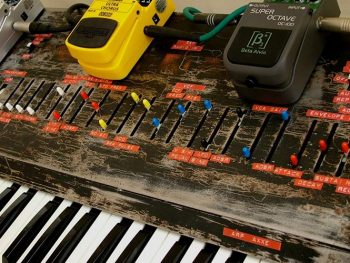 custom paint jobs for synthesizers