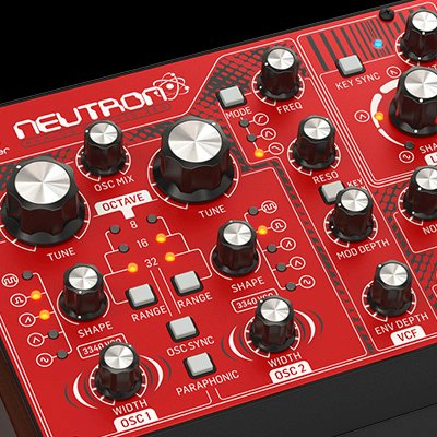 analog synthesizer for beginners